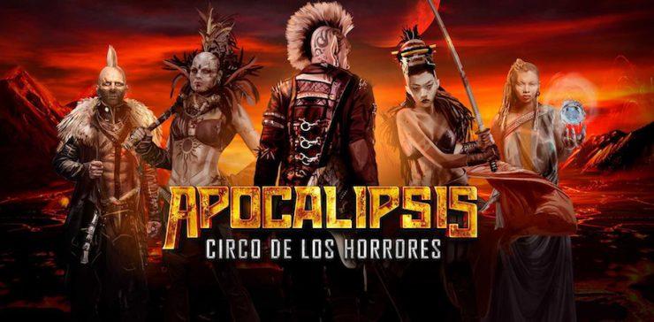 Apocalipsis El Cuarto Espectáculo Del Circo De Los Horrores Estará En El Port Vell De Barcelona Del 28 De Noviembre Al 5 De Enero Bazar Show Magazine